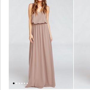 Show Me Your Mumu Kendall Maxi Dress NWT